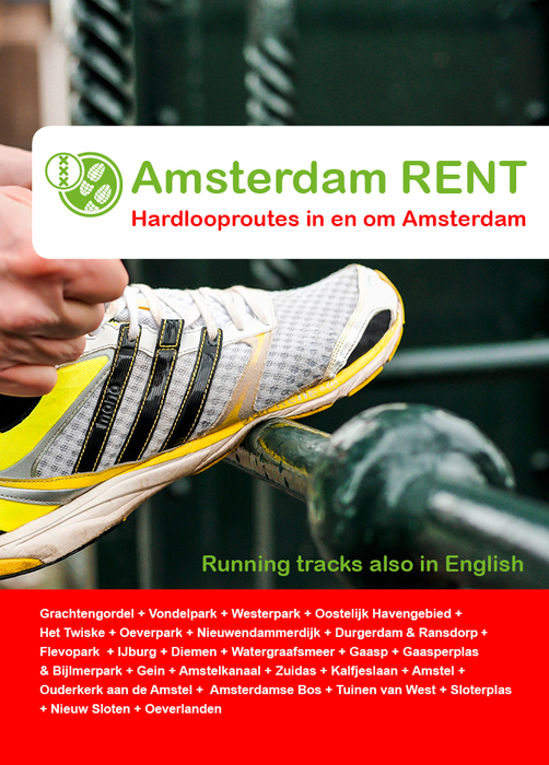 cover van Amsterdam RENT